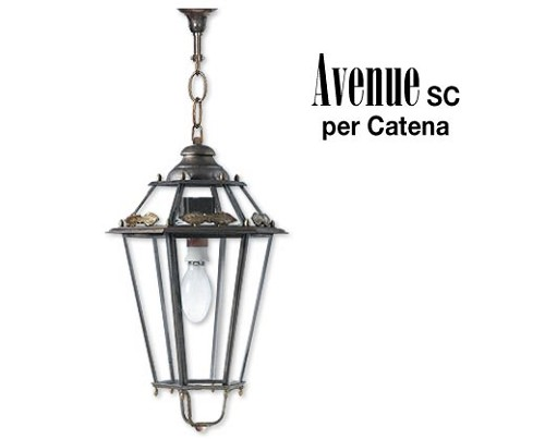 AVENUE SC in ottone