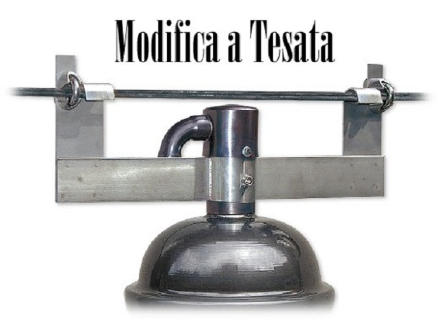 Modifica a tesata per armature BP