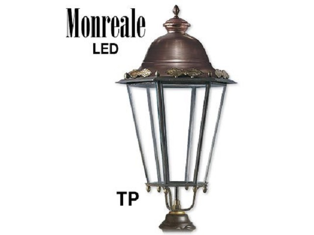 MONREALE LED in brass