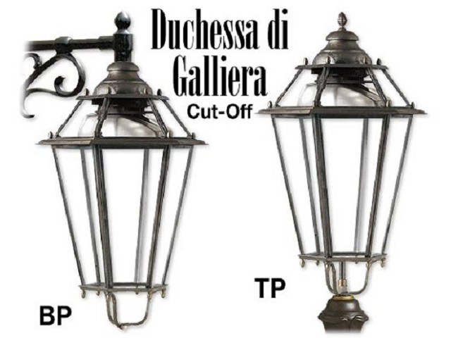 DUCHESSA DI GALLIERA Cut-Off in ottone