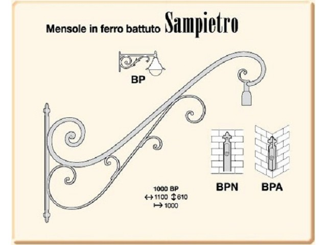 SAMPIETRO 1000 BP